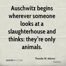 Image result for Quote on>Auschwitz should be a lesson to the world