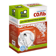 <b>Соль</b> для посудомоечных машин <b>MAGIC POWER</b> , 1.5 кг — купить ...