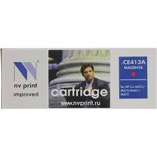 <b>Картридж</b> NV-Print <b>CE413A</b> Пурпурный (Magenta) — купить в ...