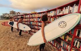 Resultado de imagen de biblioteca platja