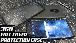 <b>360 Full Protection</b> Cases for Samsung Galaxy S9 PLUS , S8 , S10 ...