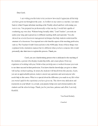 7 thank you letter to a teacher outline templates mentoring thank you letter by n99wsbl0