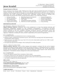 resume examples human resources manager cipanewsletter human resources resume objective getessay biz