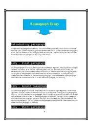How To Write A Five Paragraph Essay Examples Of A Paragraph Analytical Five Paragraph Essay Topic FAMU Online