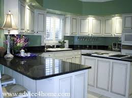 green black mesmerizing: gallery of mesmerizing image of new on style  kitchen colors with white cabinets and black countertops