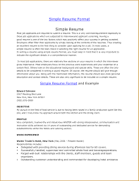 examples of resumes resume samples for it jobs format teacher 85 stunning simple job resume template examples of resumes