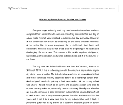 career plans essay essay my future  top australian resume writing services future career plan essay sample