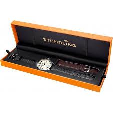 <b>Stuhrling 555A</b>.<b>03</b>.<b>SET</b> — купить в Санкт-Петербурге наручные ...