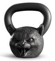 «<b>Гиря дизайнерская</b> Bruttobels 8 кг Кот» — Товары для спорта и ...