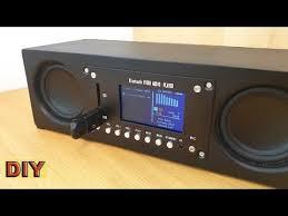 DIY: Portable <b>Mp3</b>/Mp4 <b>Bluetooth Speaker</b> - YouTube