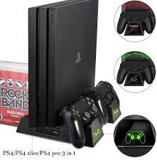 ®<b>ДОБЕ</b> PS4/PS4 Slim/PS4 PRO <b>вертикальная подставка</b> с ...
