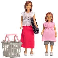 <b>Набор кукол Lundby</b> «<b>Мама</b> и дочка» купить по низкой цене в ...