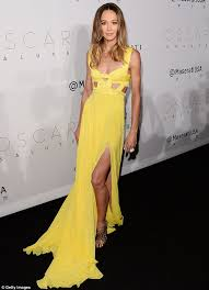 Sharni Vinson wears  (Maxi Dress )