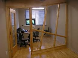 glass partitions in office office partition designs