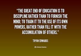 Tryon Edwards Quotes. QuotesGram via Relatably.com