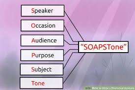 how to write a rhetorical analysis  steps with pictures image titled write a rhetorical analysis step