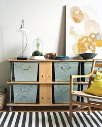 storage unit chic industrial furniture