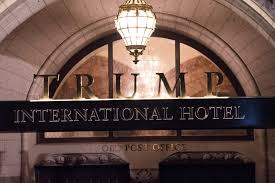 Trump Cancels Plans For Election <b>Night Party</b> At His Washington Hotel