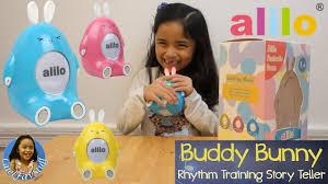 Alilo Buddy <b>Bunny</b> Rhythm Training <b>Story</b> Teller - YouTube