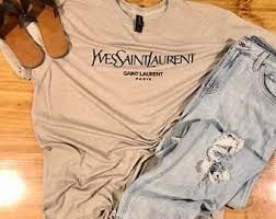 <b>Ysl shirt</b> | Etsy