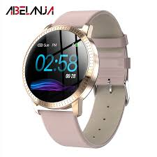 CF18 <b>Smart Watch</b> women <b>men</b> Wristband Blood Pressure Heart ...