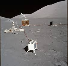 The Weirdest Things Apollo Astronauts Left on the Moon | Space