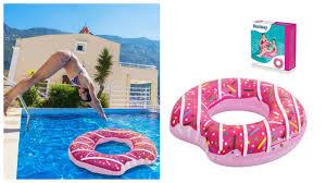 <b>Надувной Круг Пончик</b> для плавания <b>Bestway</b> 36118 купить в грузии