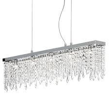Хрустальный <b>светильник Ideal Lux GIADA</b> CLEAR SP5 - купить ...