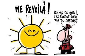 """Résultat de recherche d'images pour """"soleil et plage dessin humour"""""""