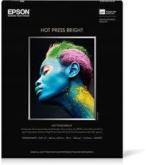 Epson 8.5 x 11