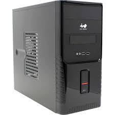 Компьютерный <b>корпус IN-WIN ENR029</b>, цена. Цвет черный