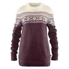 <b>Övik Scandinavian</b> Sweater W