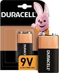 Купить 9V <b>Батарейка DURACELL</b> Basic 6LR61/<b>6LF22</b>/6LP3146 ...