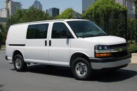 Chevy Express 2500 Passenger Van
