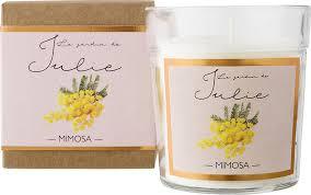 <b>Свеча ароматическая</b> Ambientair Мимоза <b>Le jardin</b> de Julie