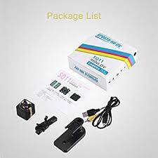 Buy Ocamo <b>SQ11 Mini Camera 1080P</b> HD Night Vision Sports ...