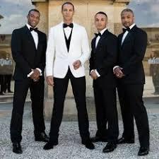 <b>Summer Champagne Linen Men</b> Wedding Suits Man Blazer Slim Fit ...
