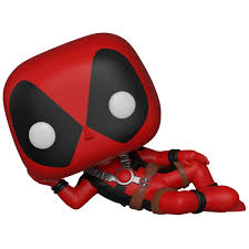 Купить <b>Фигурка Funko POP</b>! <b>Bobble</b>: Marvel: Deadpool Parody ...