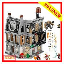 LEGO-ING 10840 <b>Marvel</b> Avengers Infinity War Sanctum Showdown ...
