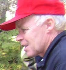 Idag sköt Gösta Persson en ettårig tjur på passet Roberts. Den hade fyra taggar och vägde 148 kg. - 1252349946_resized