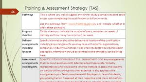 page to of learning outcomesubjectstime allocation 66 training