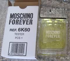 <b>Moschino Forever туалетная</b> вода 100 мл для мужчин ...