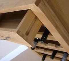 baumhaus wine rack lamp table mobel solid oak baumhaus mobel solid oak 3