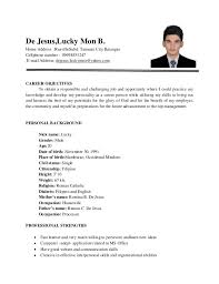 sample resume for undergraduate college students philippines resume engineering resume examples for students