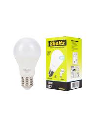 <b>Лампа светодиодная SHOLTZ</b> A60 13Вт E27 4000К 220В Sholtz ...