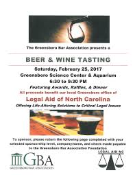 legal aid of north carolina fundraiser flyer and sponsor form legal aid of north carolina 2017 flyer