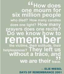 Elie Wiesel on Pinterest | Holocaust Survivors, Nobel Peace Prize ... via Relatably.com