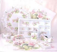 shabby chic office supplies. shabby chic office accessories google search supplies h