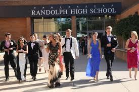 randolph high school 2016 prom celebrates end of senior year randolph high school 2016 prom celebrates end of senior year