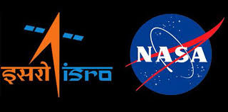 Image result for ISRO and NASA launching satellite to monitor climate change